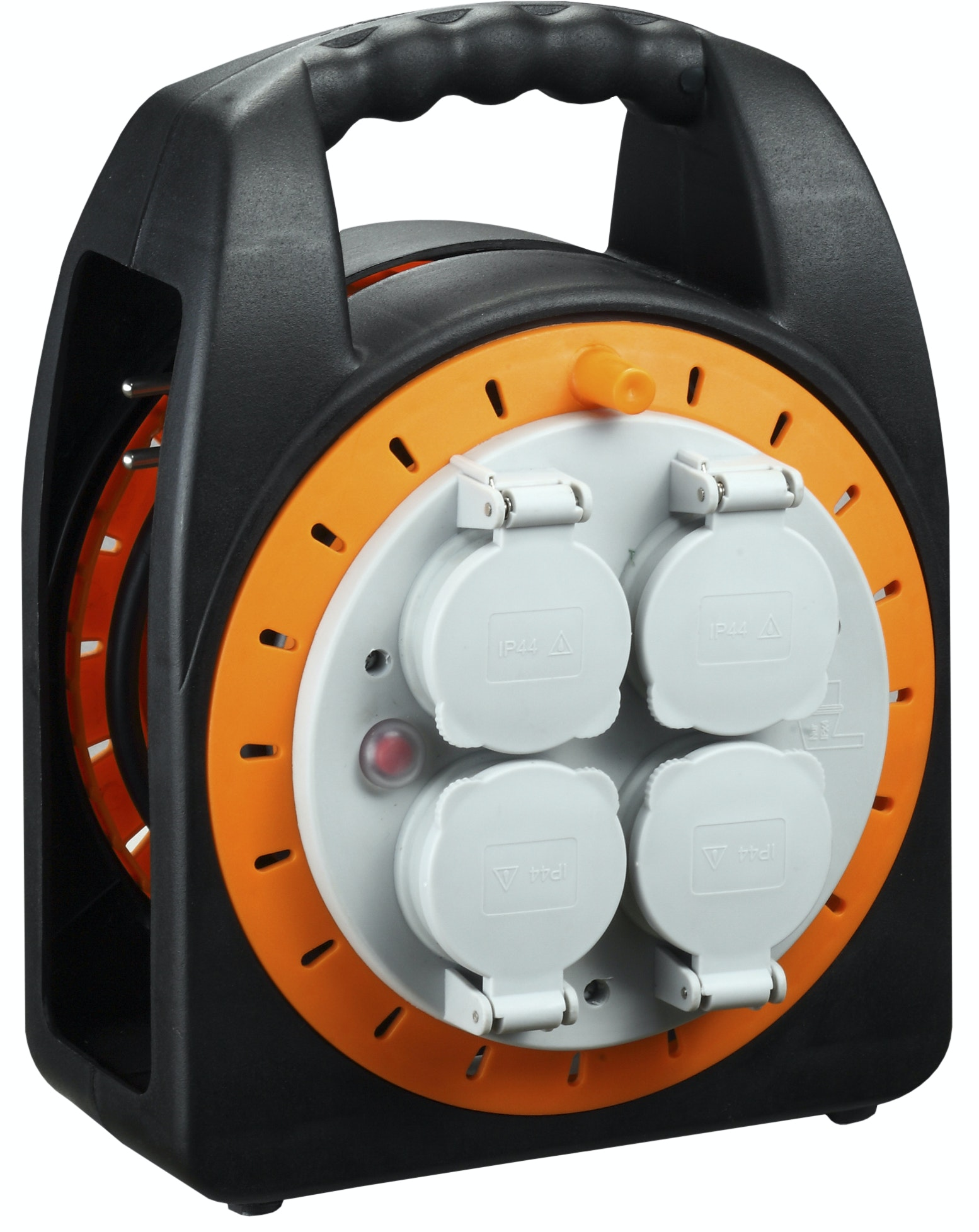 Kabelvinda Opal H05RR-F 5M 3G1.5 4-WAY IP44