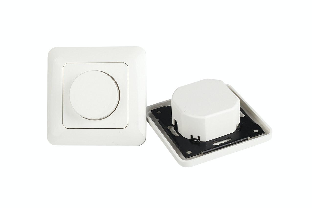 Dimmer Opal LED/Halogen Infälld 230V IP20