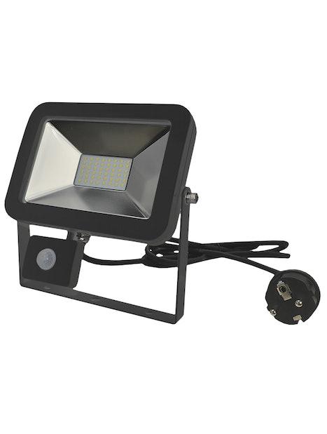 LED-VALONHEITIN OPAL E-FECT 10W PIR IP44