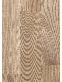 Доска паркетная Polarwood Ясень Saturn Oiled, 3-полосная, 14 мм