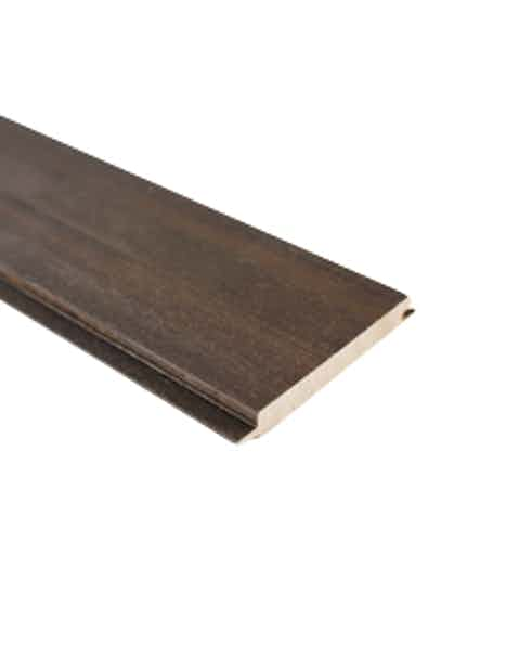 SAUNAPANEELI EFFEX WALNUT 14X100X2000MM 1,6M2/PKT