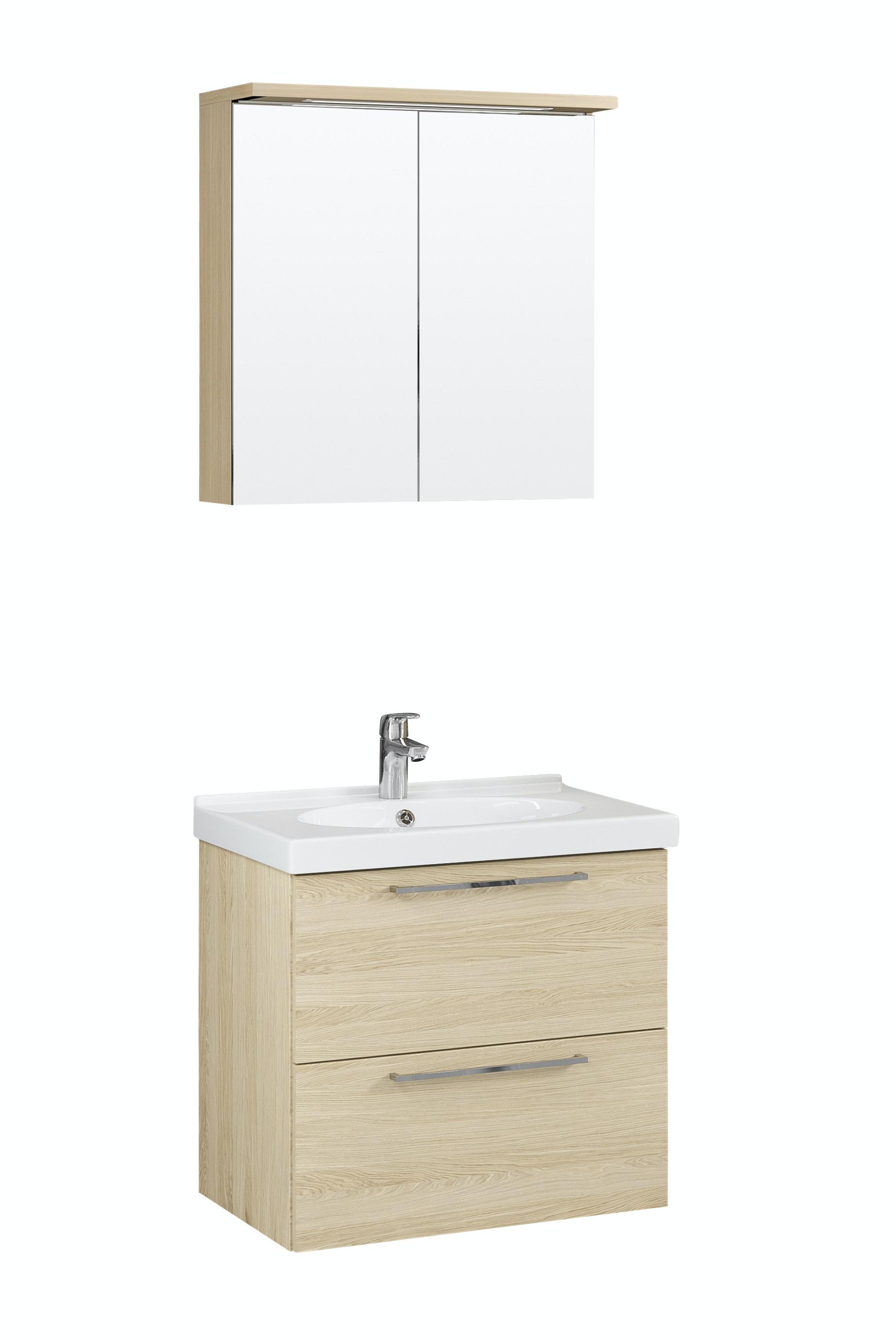 Möbelpaket Temal Trend 67X45 Ek Med Spegel