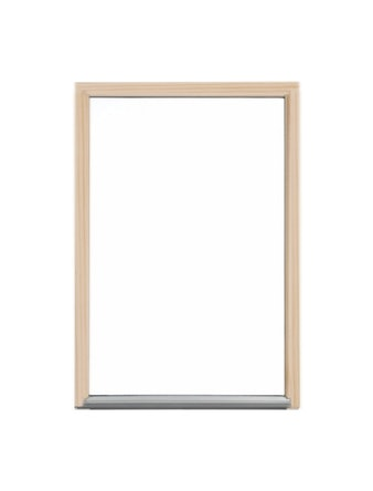 Fönster fast karm Outline HFK 16x4 obehandlat