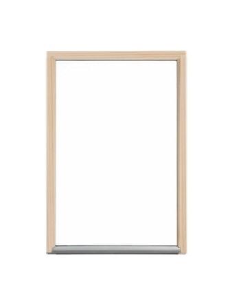 Fönster fast karm Outline HFK 16x16 obehandlat