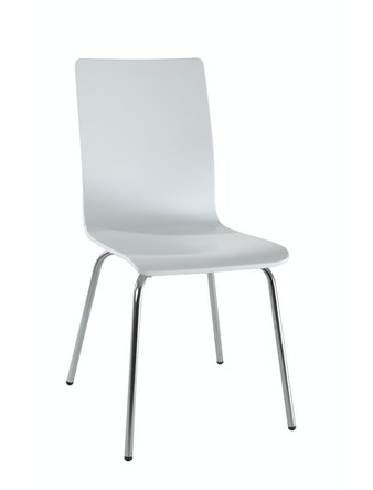 Стул Cello Form, белый глянец