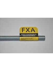 Шпилька резьбовая FXA, оцинкованная, М20 х 1000 мм