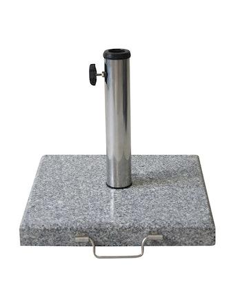 Parasollfot Cello Square Granit 30kg