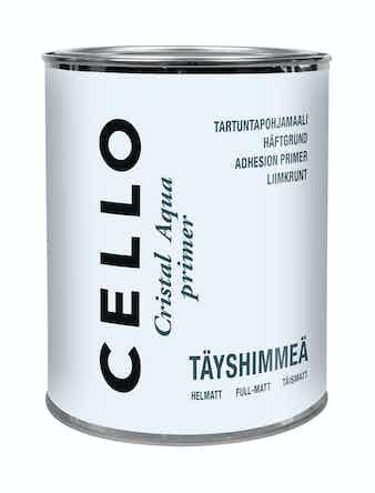 Grundfärg Cello Cristal Aqua 0,9L
