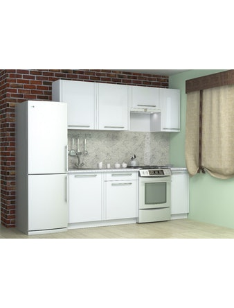 Навесной шкаф Белая ночь, 60 х 36 см