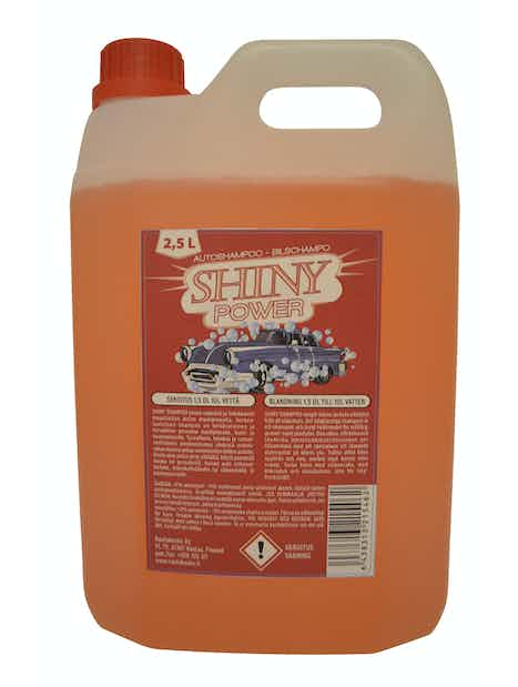 AUTOSHAMPOO SHINY POWER 2,5L