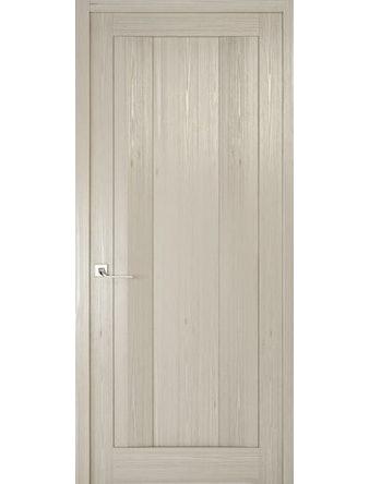 Дверное полотно глухое Рива Модерно-2, дуб жемчужный, 700 х 2000 мм