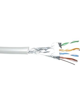 Кабель FTP кат.5е 305м CCA на отрез