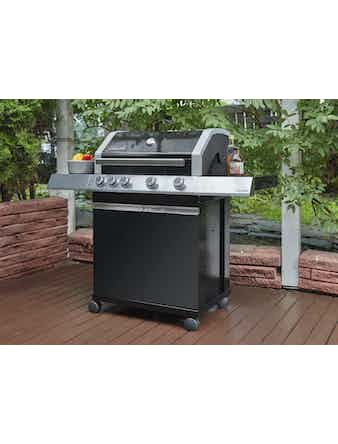 Gasolgrill Cello Carbon 4 17kW