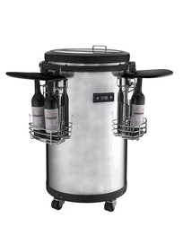 TERASSIJÄÄKAAPPI PARTY COOLER CELLO 50L RST