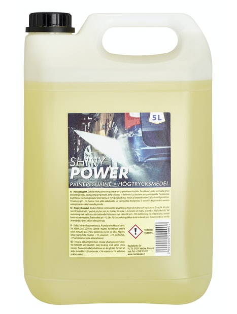 PAINEPESUAINE SHINY POWER 5L