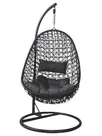 Кресло подвесное, искусственный ротанг
