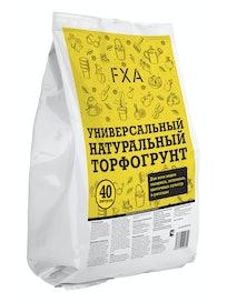 Торфогрунт универсальный FXA, 40 л