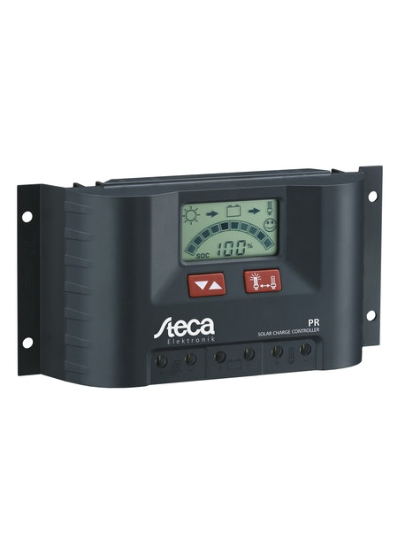 PV-LATAUSSÄÄDIN STECA PR 12/24V 10A LCD