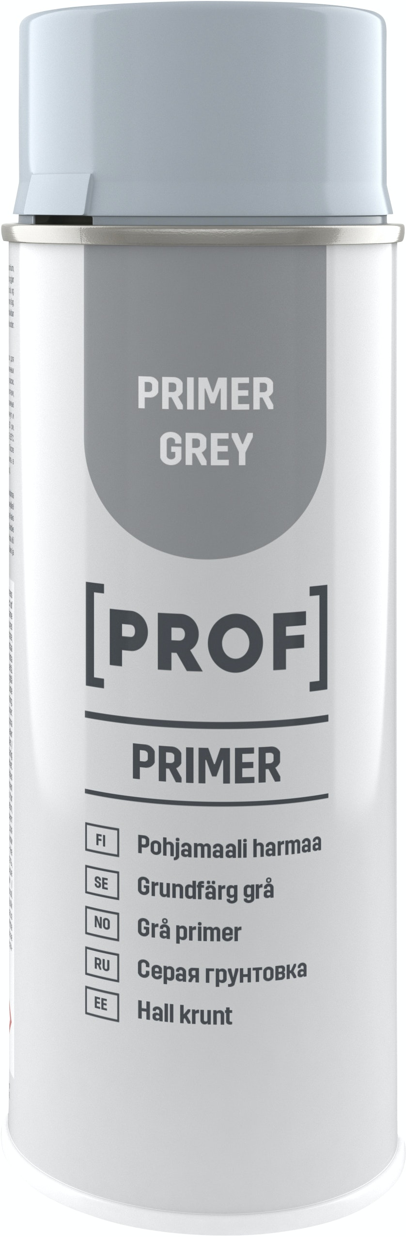 Sprayfärg Prof Professional Primer Grå 400ml