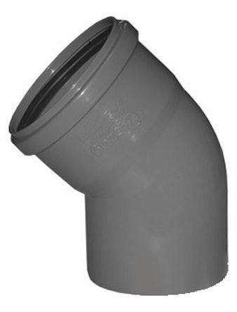 Отвод PP D32/45 для внутренней канализации Ostendorf