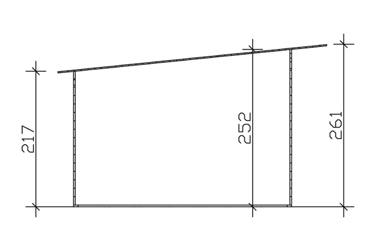 Stuga Cello Sandhamn 14,7m²