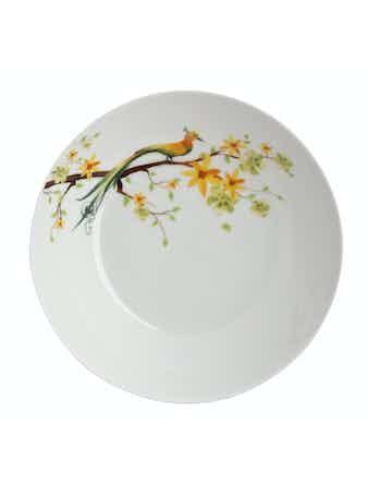 Тарелка суповая PARADISE BIRD 21см