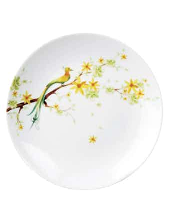 Тарелка десертная PARADISE BIRD 19см