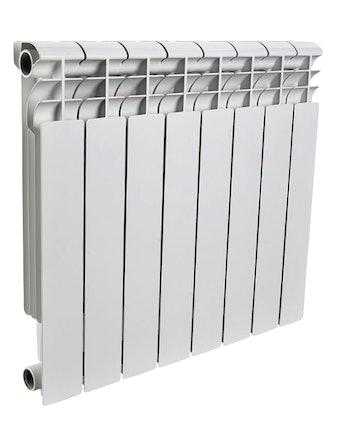 Радиатор алюминиевый Rommer Profi 500/80, 8 секций