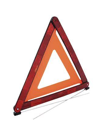 Знак аварийной остановки облегченный
