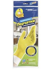 Перчатки универсальные для мытья посуды ФрекенБОК, размер M