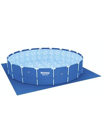 Rampool Bestway Set 549X122cm 23062 Liter