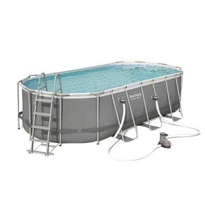 Pool Bestway Power Steel Oval 13430l 5,49x2,74x1,22m