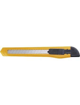 Нож с выдвижным лезвием Sparta, 9 мм