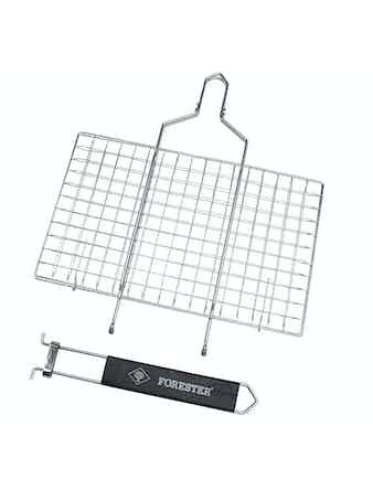 Решетка-гриль со съемной ручкой, 22 х 35 см