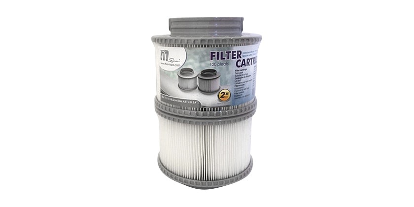 Filter Till Mspa Familjespa 2-Pack