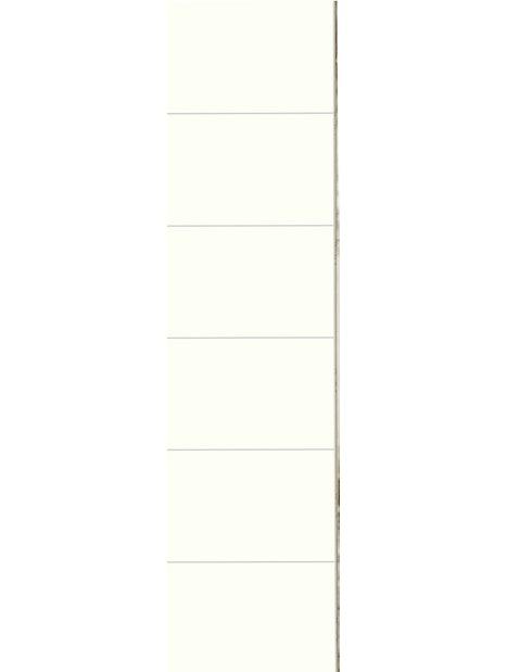 MÄRKÄTILALEVY FIBO 2091-F01S WHITE 60X240CM 2KPL