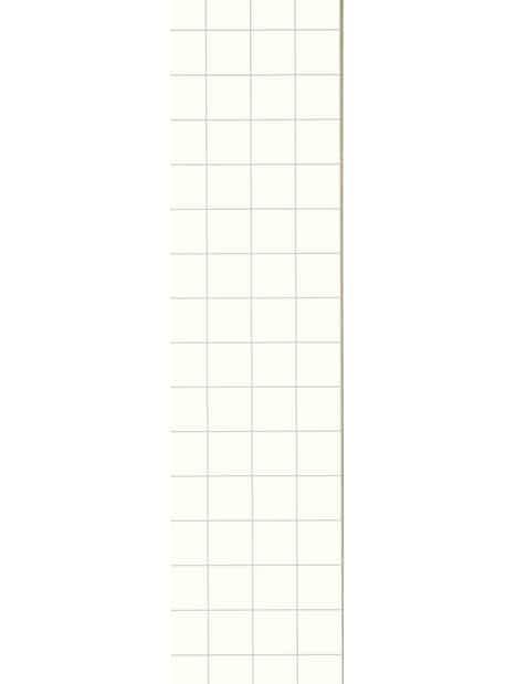MÄRKÄTILALEVY FIBO 3091-F25HG DENVER WHITE 60X240CM 2KPL