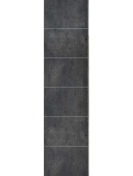 MÄRKÄTILALEVY FIBO 8056-M6040 LENTINI DARK 60X240CM 2KPL