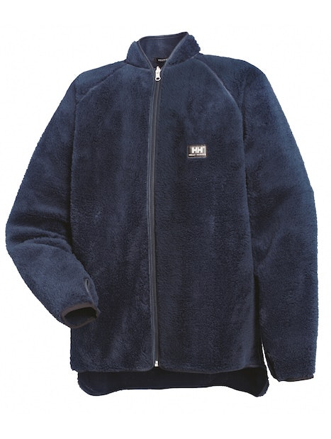 TYÖTAKKI HELLY HANSEN BASEL REVERSIBLE JACKET 72262 NAVY KOKO 2XL