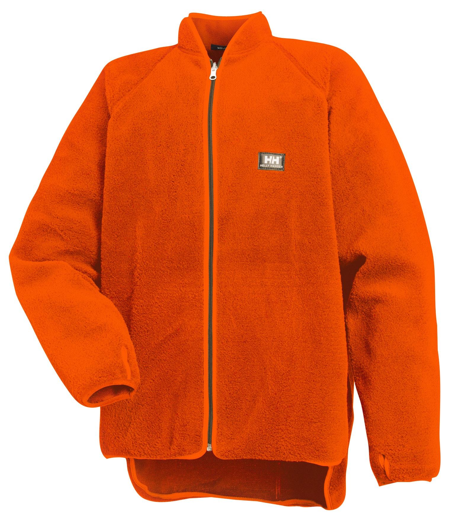 Pälsfiberjacka Helly Hansen Orange XXL Basel