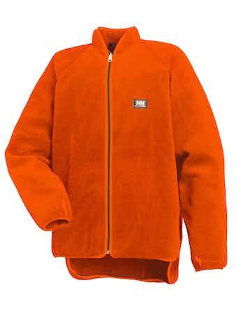 Pälsfiberjacka Helly Hansen Orange L Basel