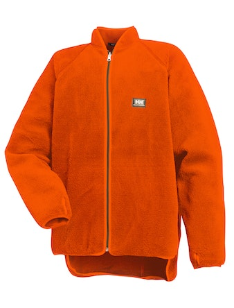 Pälsfiberjacka Helly Hansen Orange L Basel