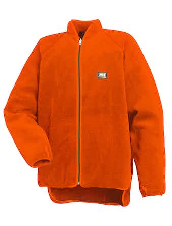 Pälsfiberjacka Helly Hansen Basel Orange M