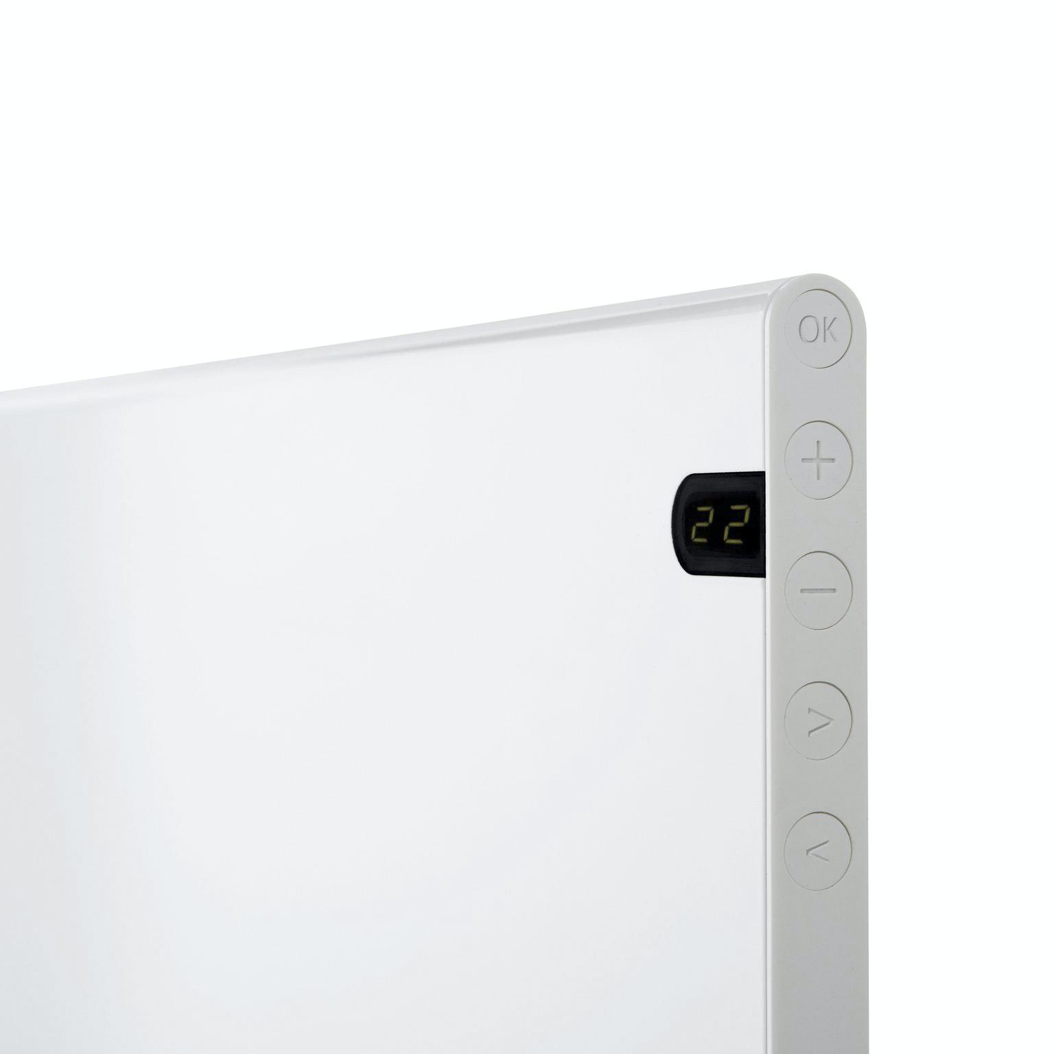 El-element Adax Neo NP08DT 704x370mm Vit 800W 400V