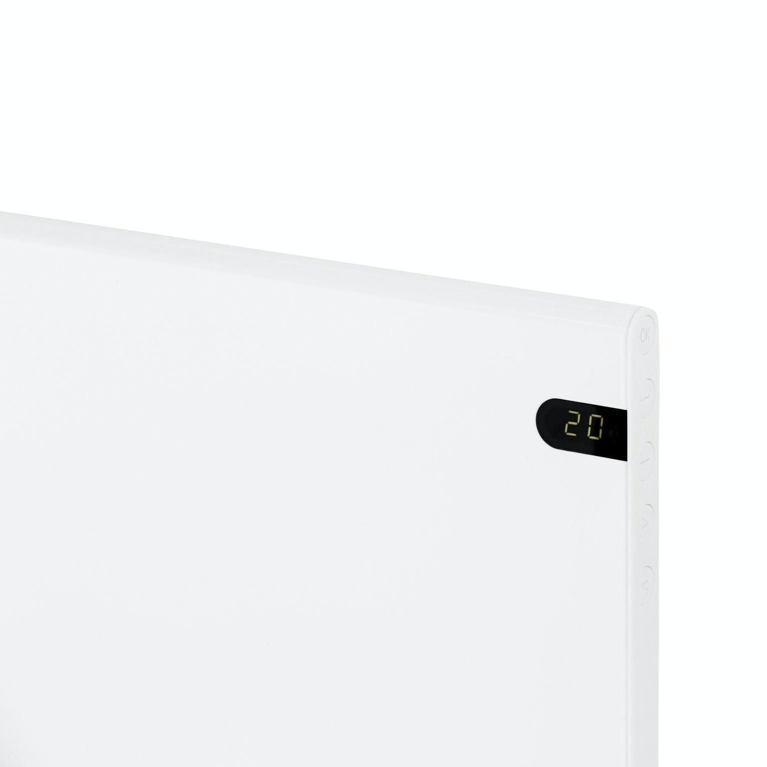 El-element Adax Neo NP10DT 762x370mm Vit 1000W 400V