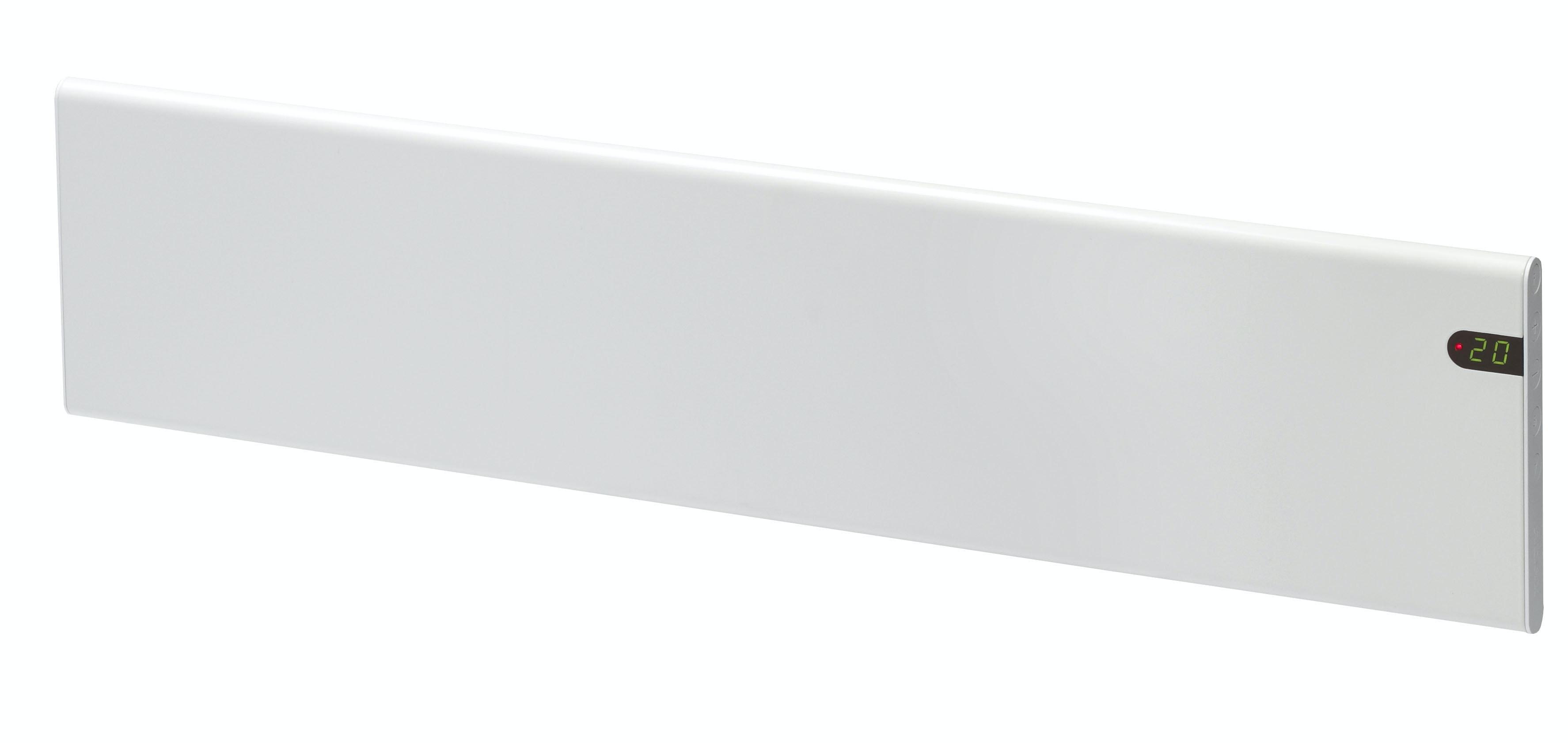 El-element Adax Neo NL03KDT List 1050x200mm Vit 800W 230V