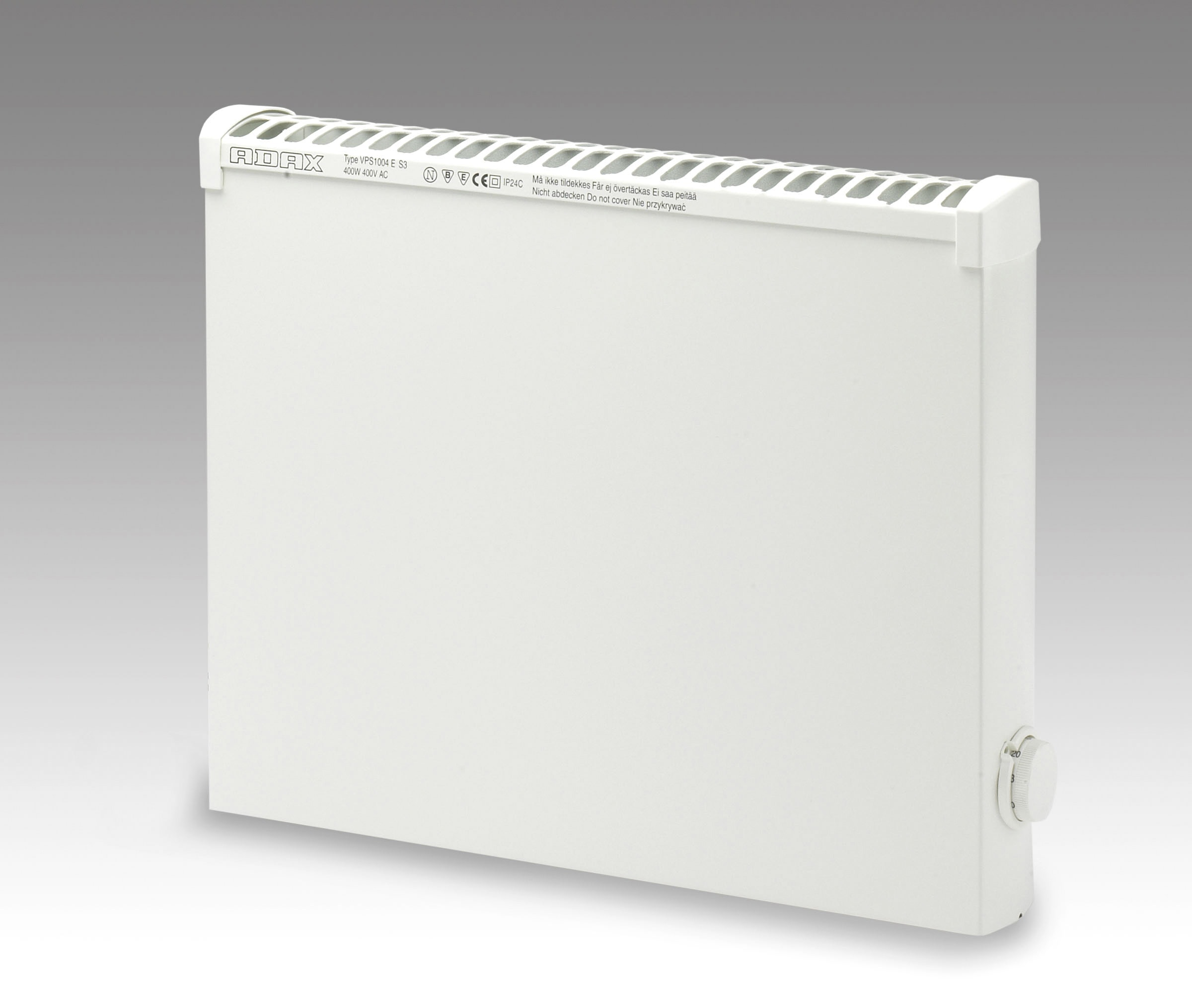 Våtrumselement Adax 782210 400W VPS1004/230V