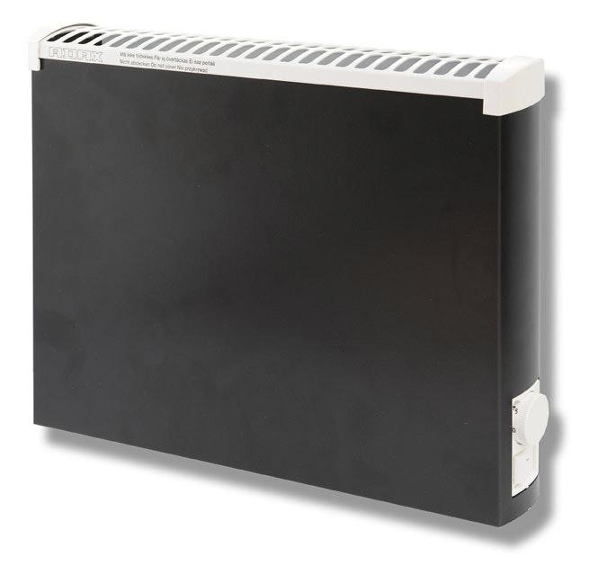 Element Adax Våtrum VPS1004ET Svart 400V 400W