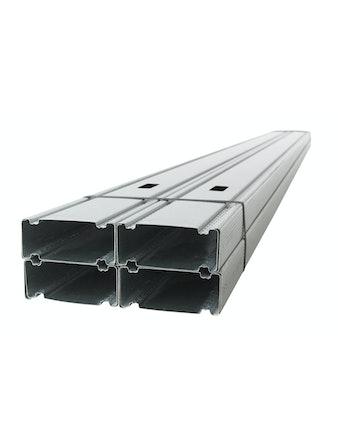 Stålregel Norgips dB+ R95 2985mm
