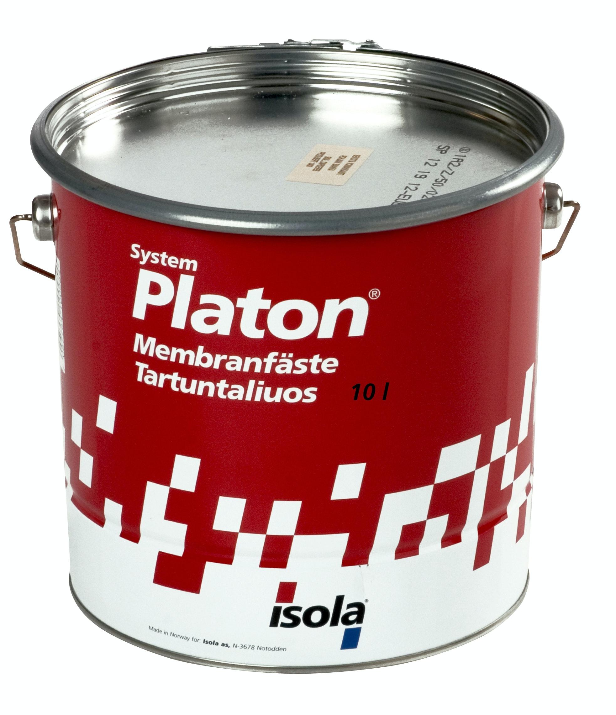 Membranunderlag Isola-Platon 10l